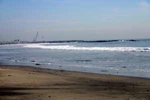 Cabrillo Beach La County Lifeguard